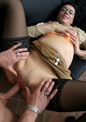 Best Mature Stockings Porn Pictures