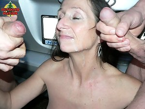 Best Mature Facial Porn Pictures